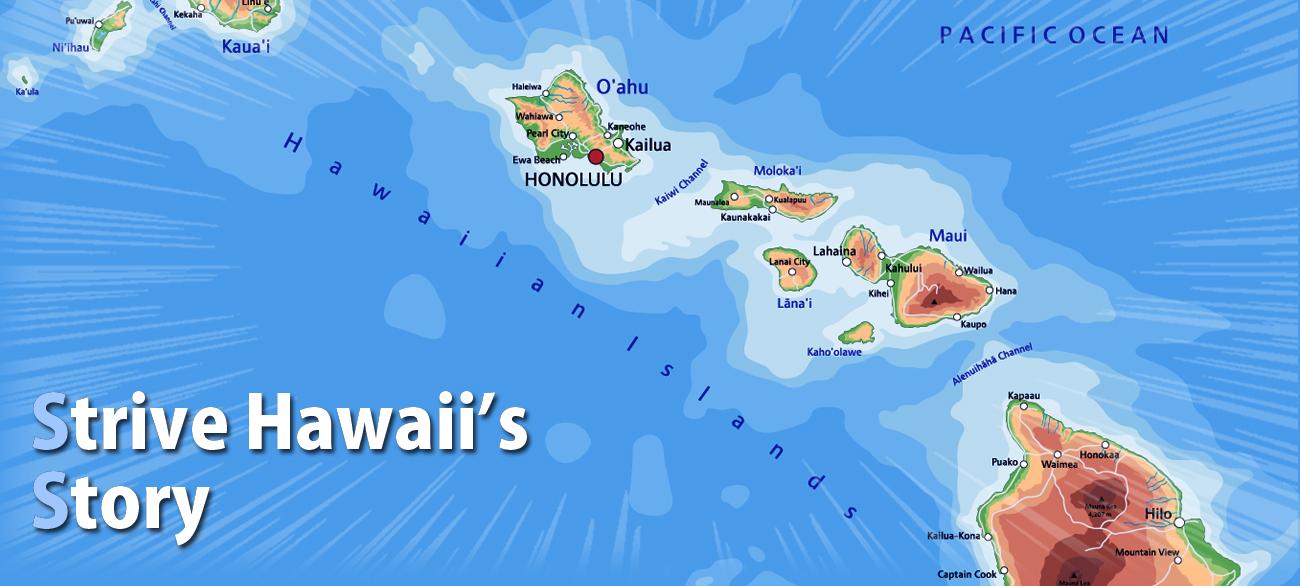 ハワイグッズ販売ストーリー